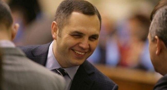 Портнов – Рябошапке: Или амнистируйте арестованных «беркутовцев», или «будем шатать вашу будку»