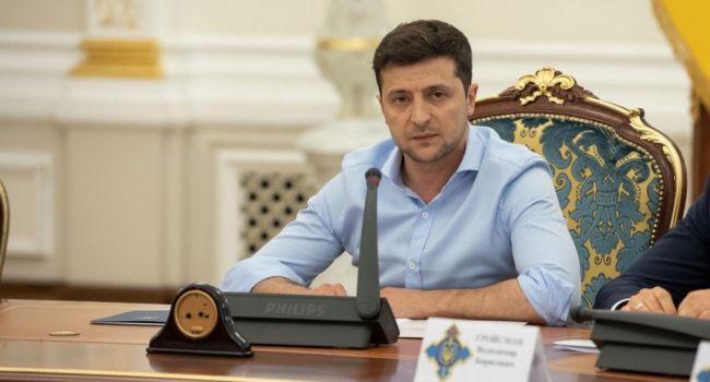 Президент Украины изменил документ о составе СНБО