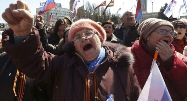 «За что боролись, на то и напоролись»: Жителям «ДНР» аннулировали все пенсии