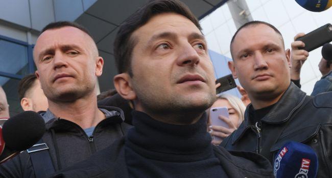 Решил выйти из-под опеки? Зеленский уволил с должности начальника Управления госохраны бывшего охранника Коломойского