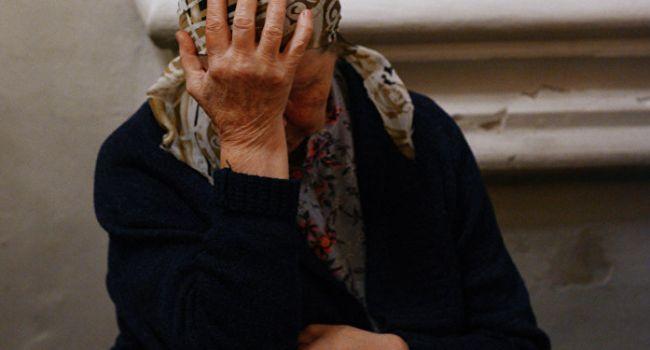 «Ваши счета заблокированы по решению банка» Приватбанк заблокировал счёт пенсионерке