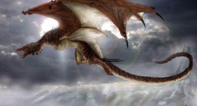 В Австралии нашли останки «дракона»