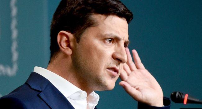 Хитрость Геруса обойдется Зеленскому катастрофическим падением рейтинга, – политолог