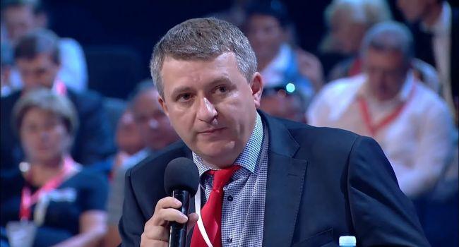 Романенко: Владимир Александрович, ваш рейтинг сольют в унитаз вместе с огромными аппетитами Коломойского