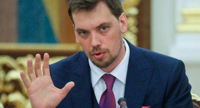 «Товарищи, быть таким тупым - это законно?»: Журналист прокомментировал заявление Гончарука