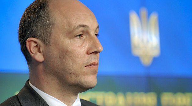 «Україна понад усе!»: У Зеленского провели тайные переговоры по Донбассу – Парубий