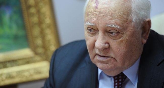 «Это будут безумцы»: Горбачёв заявил о начале ядерной войны