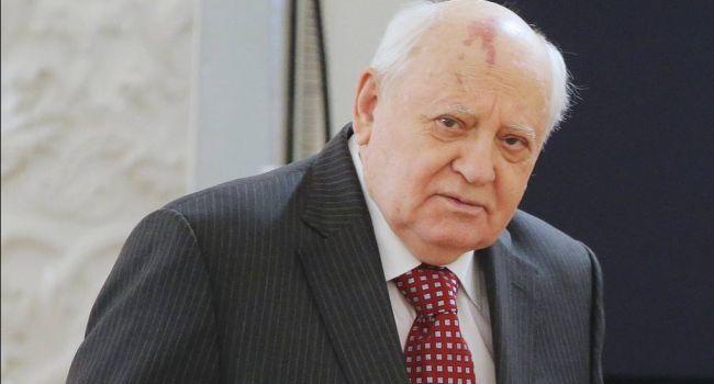 «Короткое послание, навязываться не хочу»: Горбачев заявил о своем обращении к Макрону и Путину