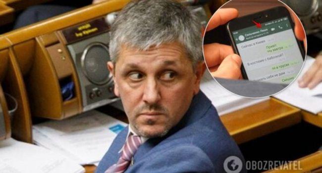 Блогер: история о том, как «слуга народа» Торохтий просил у Кличко восемь квартир для своих помощников, это вообще не о коррупции