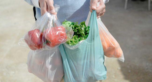В Верховной Раде поддержали инициативу запретить пластиковые пакеты в Украине