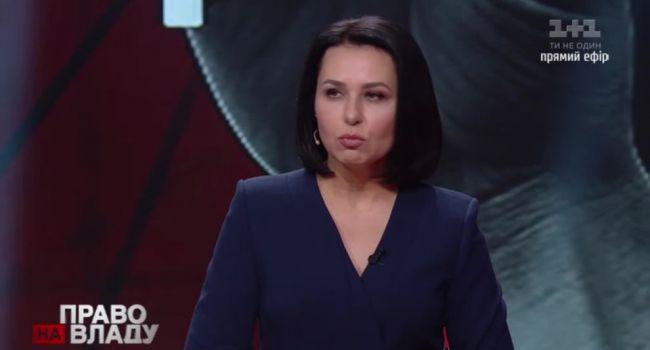 В Украине появилась своя Скабеева: Мосийчук и канал «1+1» обвинили в использовании приемов российской пропаганды