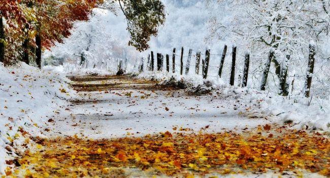 Скоро первый снег: Синоптик рассказал о резком похолодании