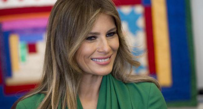 «Ужасна и непривлекательна»: Американские СМИ выпустили материалы с критикой внешности Мелании Трамп