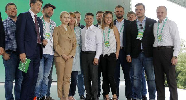 «Не дадим предать Украину!»: Киев готов идти на компромисс с Москвой – «Слуга народа»