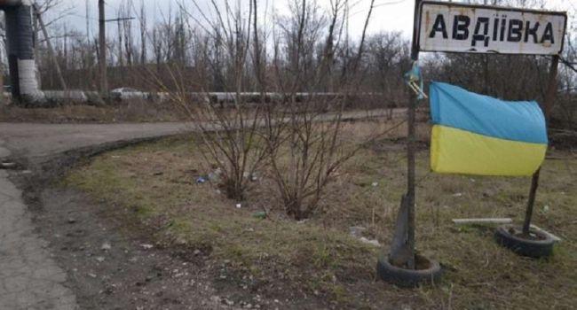 «Огонь из тяжелого уничтожает Авдеевку»: В пресс-центре ООС рассказали о кошмаре в городе