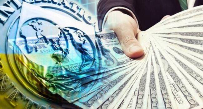 «Возобновление сотрудничества все еще возможно: Миссия МВФ планирует снова приехать в Киев