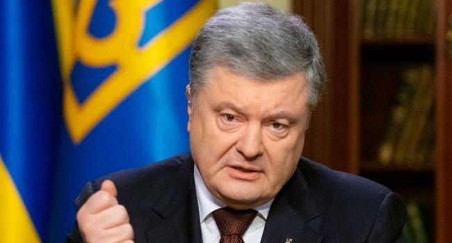 Нусс: Рябошапка признал, что в ГПУ готовы сфабриковать дело против Порошенко и арестовать