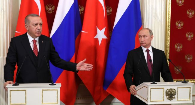 Эрдоган: Если с Путиным не удастся договориться, Турция реализует свой план
