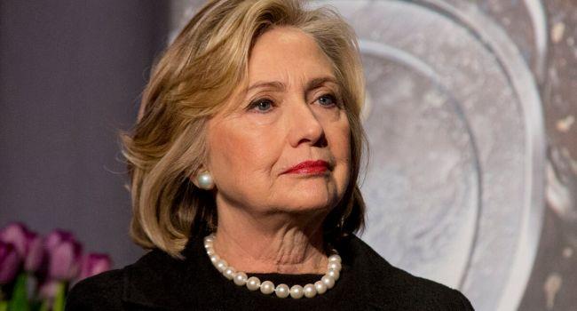 «Это воплощение гнили»: Кандидат в президенты дала жесткий отпор Клинтон