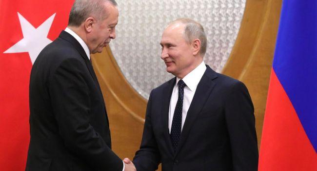 «Вытеснила США руками Турции»: Дипломат объяснил, как Москва использовала Анкару на Ближнем Востоке