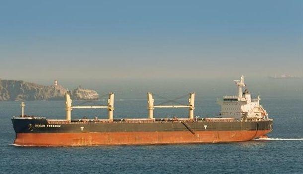 В Черное море зашел американский корабль с катерами для Украины