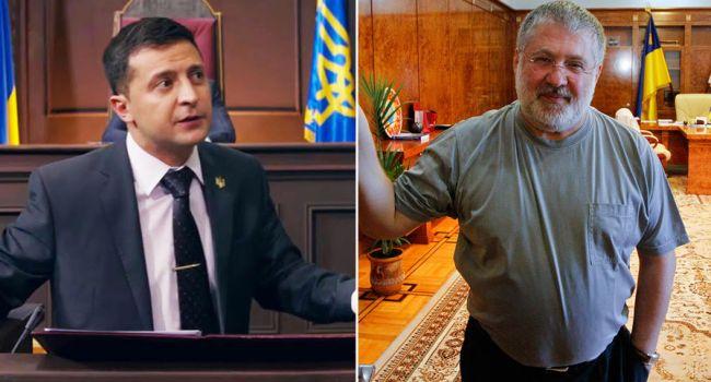 Таран: сегодня наконец-то получен ответ на вопрос – кто главный в стране, Коломойский или Зеленский?