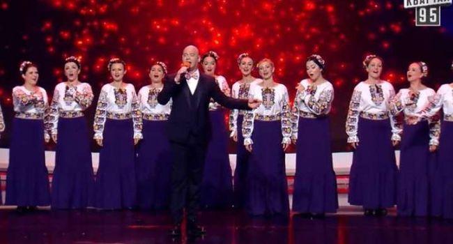 Березовец: Национальный хор имени Веревки как филиал «квартала 95» – это такое дно, ниже которого ничего быть не может