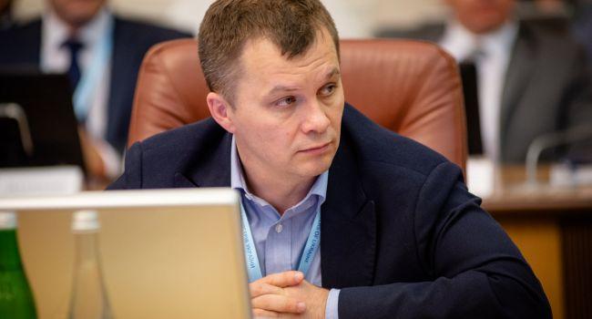 Министр экономики Милованов объяснил, чем теперь обернется циничный номер «Квартала» для Украины