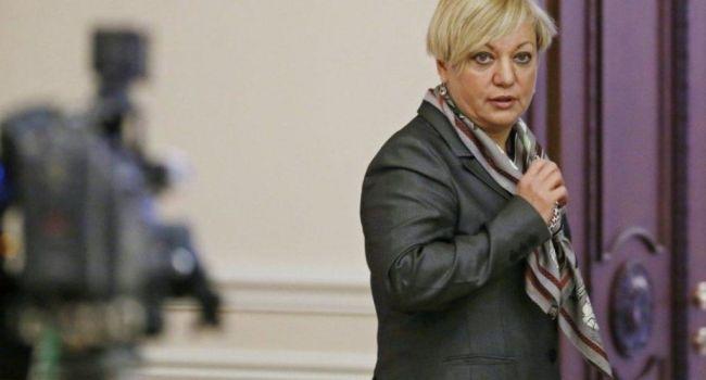 Если бы вместо Луценко был нормальный генпрокурор, то Гонтарева уже давно бы сидела - мнение
