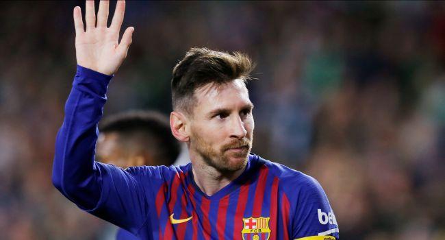 Месси не собирается менять клуб, и хочет играть за «Барселону» до конца карьеры