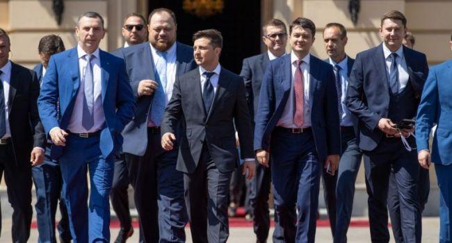 Политолог: выступлениям Портнова и Коломойского – это попытка «зачистить» вокруг Зеленского всех его людей