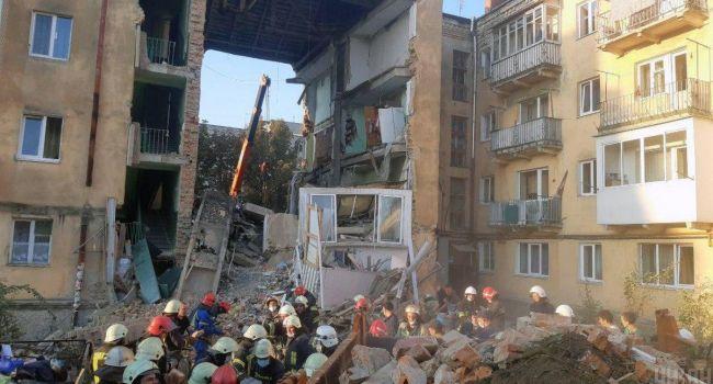 Обвал дома в Дрогобыче и гибель 3 человек: В Горсовете назвали причину трагедии