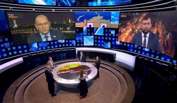 «Найти мужество и простить»: депутат из партии Зеленского выступил на путинском ТВ