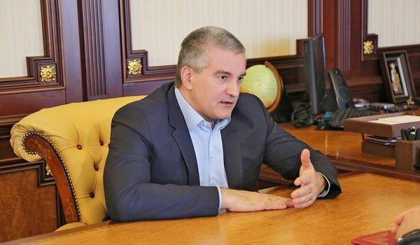 «Если поддержит Киев»: Аксенов заговорил о восстановлении ж/д сообщения с Украиной