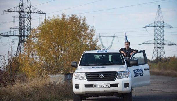 Количество взрывов на Донбассе резко возросло – ОБСЕ