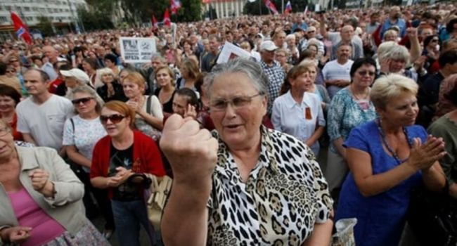 «Если вы сделаете и узаконите двойные выплаты, вы тем самым продолжите эту войну»: Рева высказал свое мнение относительно пенсий для жителей ОРДЛО
