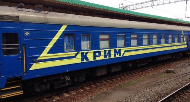 «Железнодорожное сообщение будет»: Аксенов рассказал о поездах с Украины на полуостров