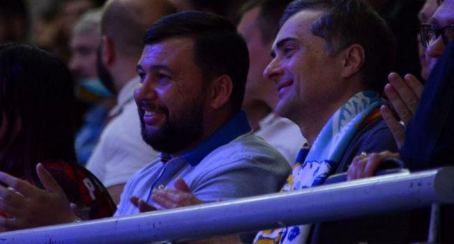 «Сурков жаждет крови, беги, Пушилин, беги!»: В ОРДЛО рассказали о решительном настрое Суркова относительно главаря «ДНР»