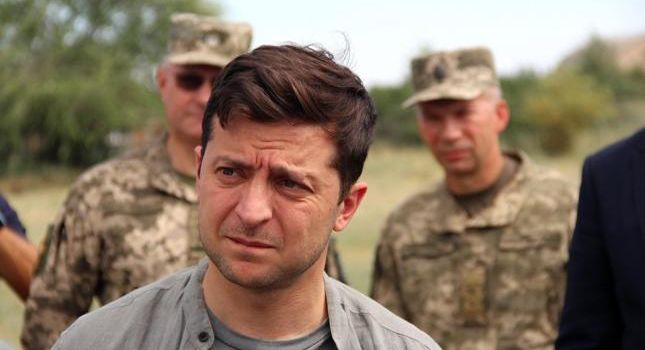 Зеленский рассказал о законе об особом статусе Донбасса