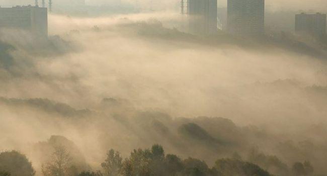 Самый высокий уровень загрязнения воздуха: Киев оказался в первой десятке рейтинга