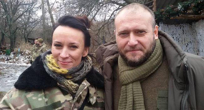 """Украинская националистка назвала условия для """"победы"""" Киева над Москвой"""
