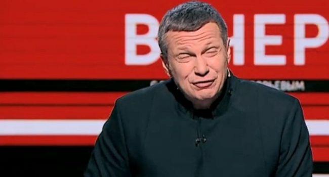 «Российская империя возвратилась, вернулась и возвращается в полный рост!» Соловьев заявил, что вся территория Украины должна быть разделена между РФ, Венгрией и Польшей
