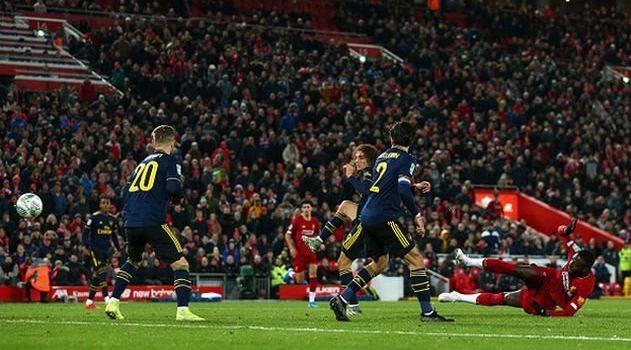 «Ливерпуль» - «Арсенал»: Безумие в Кубке английской лиги - десять забитых голов плюс серия пенальти
