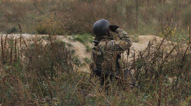 В то время, как власть отводит войска, силы ООС несут потери на Донбассе – штаб
