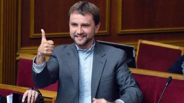 ЦИК зарегистрировала Вятровича народным депутатом ВРУ