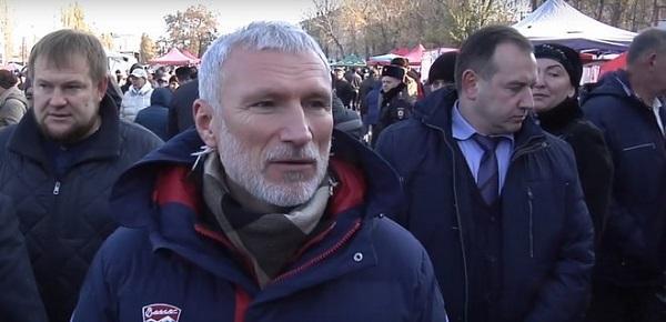 Депутат Госдумы Журавлев опять явился в Луганск, призвав Путина как можно быстрее присоединить «Л/ДНР»