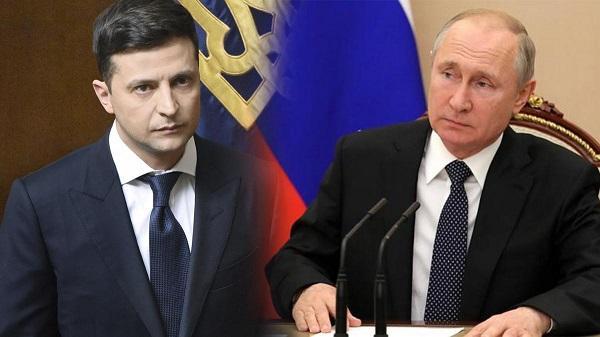 В Казахстане опровергли возможность проведения в этой стране встречи Зеленского и Путина