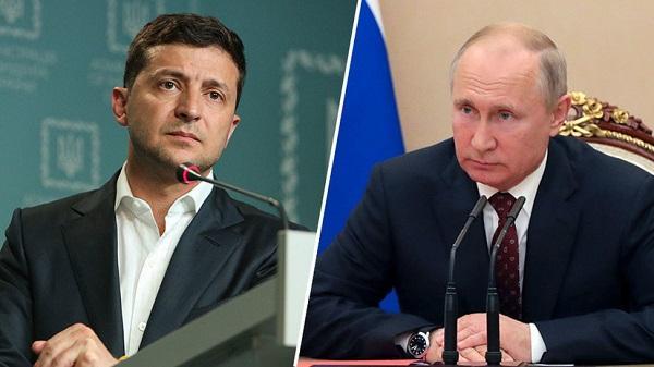 «Готов к любым форматам»: Зеленский рассказал о предложении Назарбаева по встрече с Путиным