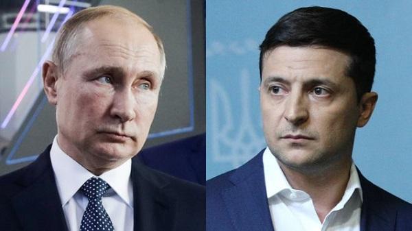 «Воспринимает, как комика»: стало известно об отношении Путина к Зеленскому