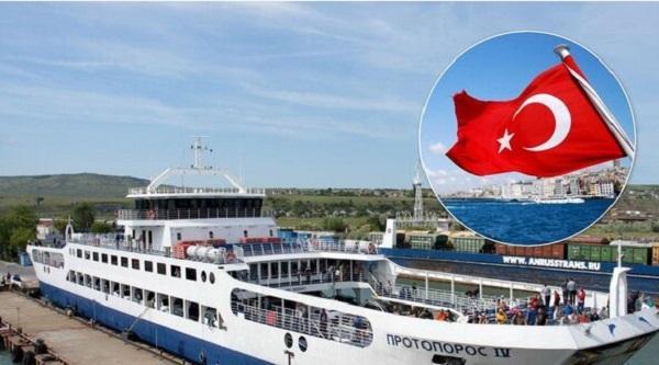 Власти Турции восстановили прямое сообщение с Крымом